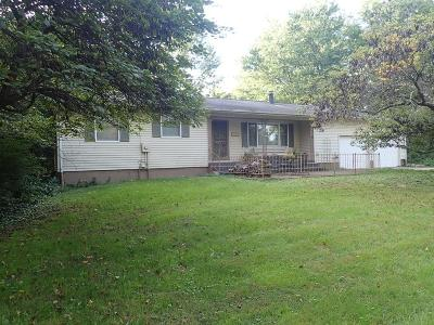 Stoutsville Single Family Home Contingent Finance And Inspect: 19027 Greist Road