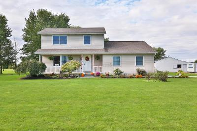 Union County Single Family Home For Sale: 8977 Ketch Road