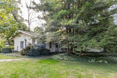 Worthington Single Family Home For Sale: 75 W Dublin Granville Road