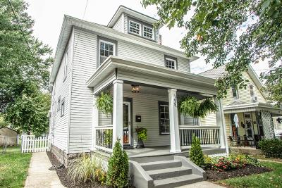 Delaware Single Family Home Contingent Finance And Inspect: 195 N Union Street