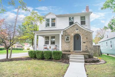 Columbus Single Family Home For Sale: 725 S Roosevelt Avenue