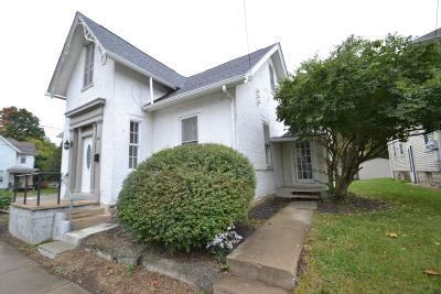 Delaware Single Family Home Contingent Finance And Inspect: 80 N Liberty Street