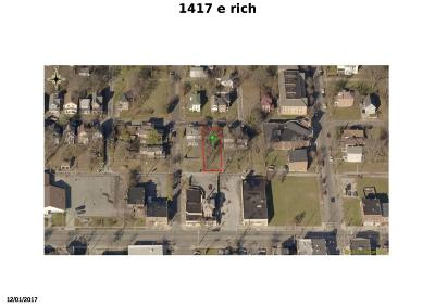 Columbus Residential Lots & Land For Sale: 1417 E Rich Street