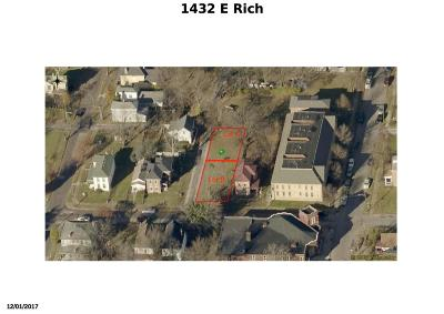 Columbus Residential Lots & Land For Sale: 1432 E Rich Street