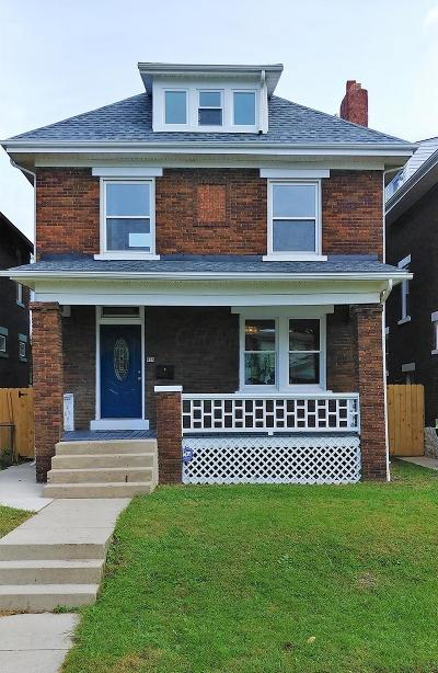 Columbus Single Family Home For Sale: 988 S 22nd Street