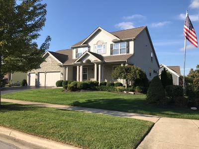 Powell Single Family Home For Sale: 3706 Pine Bank Drive