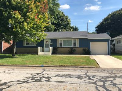 Circleville OH Single Family Home For Sale: $139,900