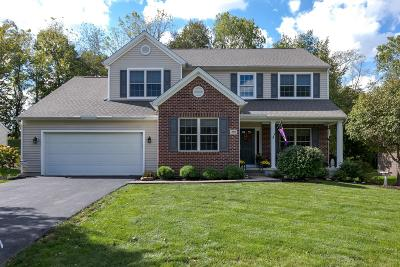 Newark Single Family Home Contingent Finance And Inspect: 299 Timberland View Drive