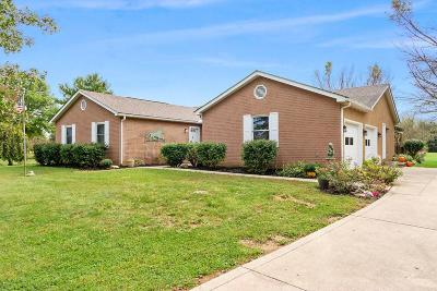 Canal Winchester Single Family Home For Sale: 8103 Basil Western Road NW
