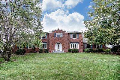 Carroll Single Family Home For Sale: 7230 Winchester Road NW