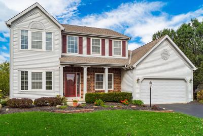 Dublin Single Family Home Contingent Finance And Inspect: 6426 Wyndburne Drive
