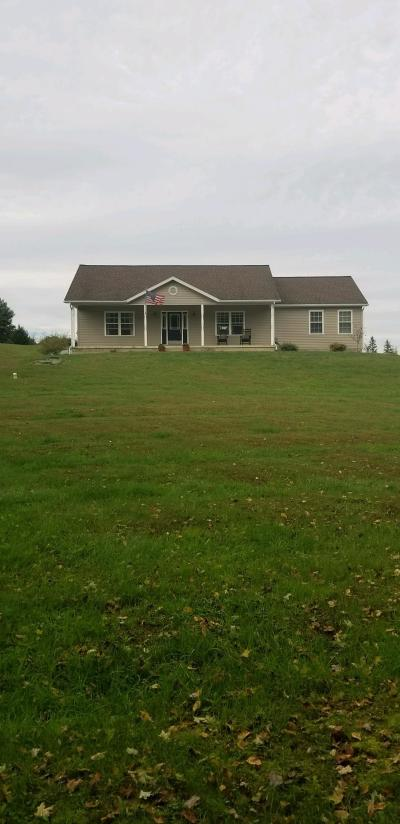 Glenford Single Family Home Contingent Finance And Inspect: 5082 Township Road 383