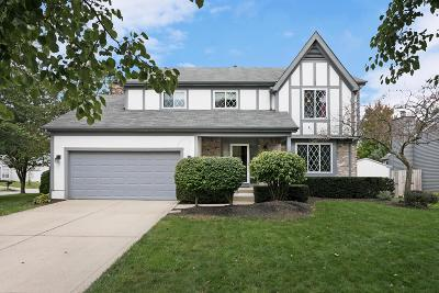 Hilliard Single Family Home For Sale: 5268 Westbreeze Court