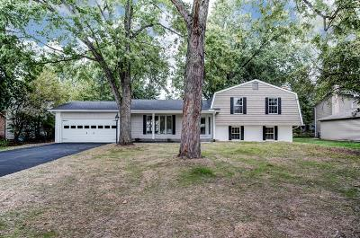 Columbus Single Family Home Contingent Finance And Inspect: 1248 Candlewood Drive