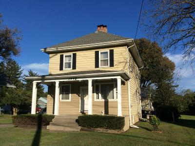 Grove City OH Single Family Home For Sale: $199,500
