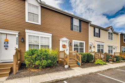 Hilliard Condo Contingent Finance And Inspect: 4884 Stoneybrook Boulevard #23B
