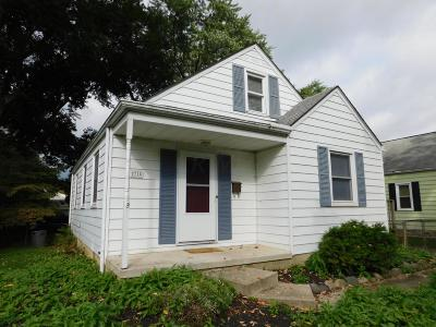 Worthington Single Family Home Contingent Finance And Inspect: 5715 Indianola Avenue