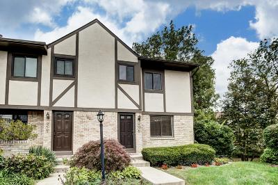 Columbus Condo For Sale: 5276 Timberline Road #126