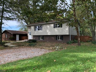 Johnstown Single Family Home For Sale: 12400 Green Chapel Road
