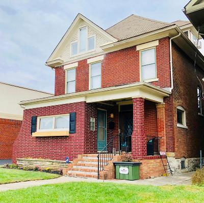 Columbus Single Family Home For Sale: 1358 S High Street