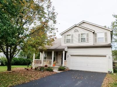 Reynoldsburg Single Family Home For Sale: 8342 Firstgate Drive