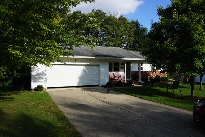 Circleville OH Single Family Home For Sale: $199,900
