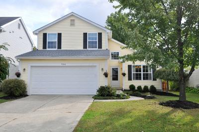 Columbus Single Family Home Sold: 9064 Misty Dawn Drive