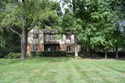 Blacklick Single Family Home For Sale: 6418 Havens Road