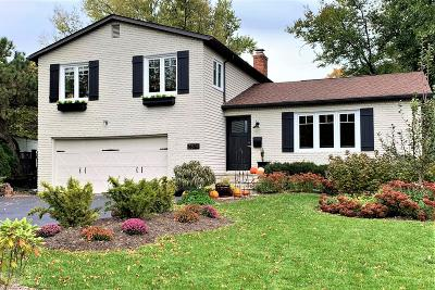 Upper Arlington Single Family Home Contingent Finance And Inspect: 2374 Cambridge Boulevard