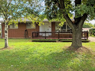 Heath Single Family Home For Sale: 512 Partridge Road
