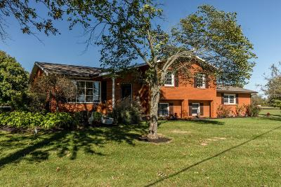 Orient Single Family Home For Sale: 8870 Keplar Ford Road
