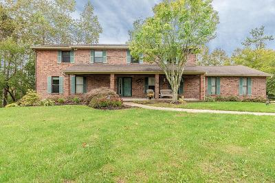 Pickerington Single Family Home Contingent Finance And Inspect: 9243 Indian Mound Court