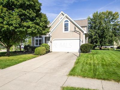 Reynoldsburg Single Family Home For Sale: 8524 Kingsley Drive