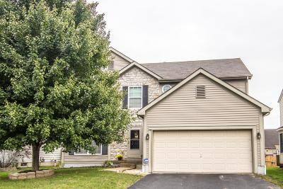 Canal Winchester Single Family Home Contingent Finance And Inspect: 5348 John Browning Drive