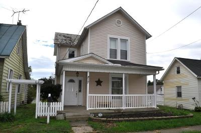 Baltimore Single Family Home For Sale: 217 W Market Street