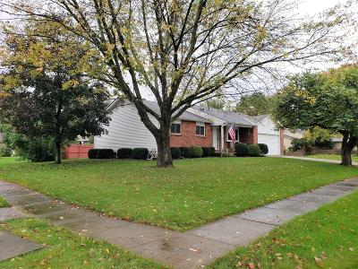 Reynoldsburg Single Family Home Contingent Finance And Inspect: 6479 Firethorn Avenue