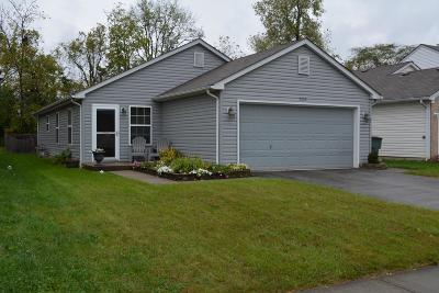 Grove City Single Family Home For Sale: 2105 Prominence Drive