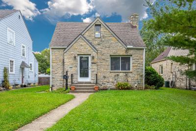 Bexley Single Family Home For Sale: 908 Vernon Road