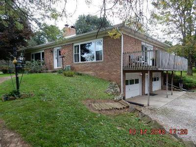 Mount Vernon OH Single Family Home Contingent Finance And Inspect: $211,000
