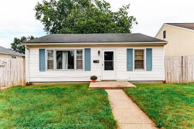 Chillicothe OH Single Family Home For Sale: $85,000