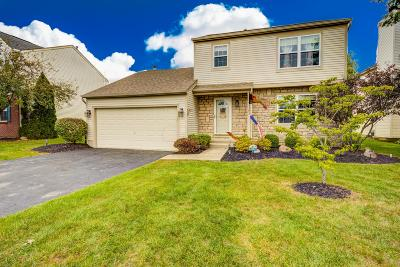 Grove City Single Family Home Contingent Finance And Inspect: 4356 Shady Meadows Drive