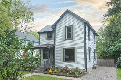 Single Family Home For Sale: 99 Campbell Street