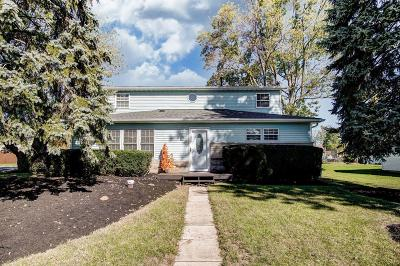 Grove City OH Single Family Home For Sale: $174,500