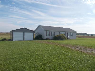 Clinton County Single Family Home For Sale: 3465 State Route 72