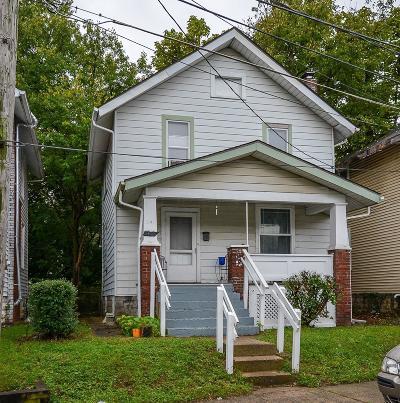 Columbus Single Family Home For Sale: 1491 Granville Street