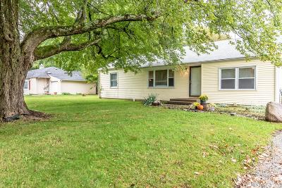 New Albany Single Family Home Contingent Finance And Inspect: 104 Miller Avenue