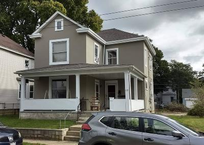 Columbus Single Family Home For Sale: 112 N Harris Avenue