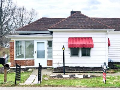 Chillicothe OH Single Family Home For Sale: $105,000