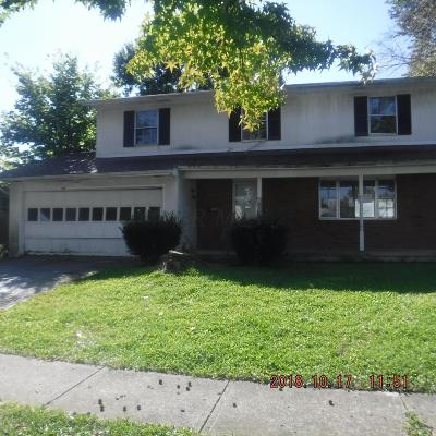 Columbus Single Family Home For Sale: 1265 Oakfield Drive N