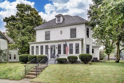 London OH Single Family Home For Sale: $189,900